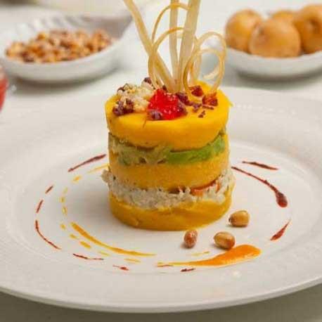 Curso Cocina Peruana