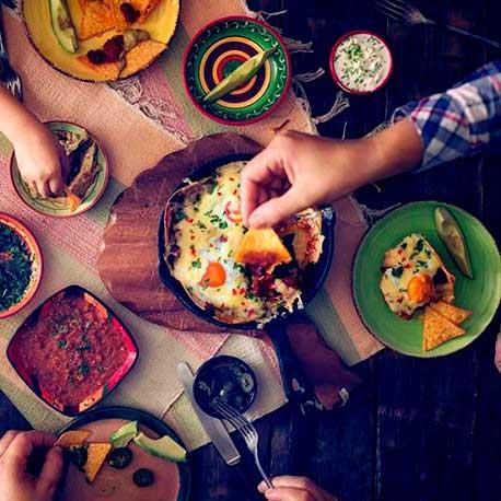 Curso cocina mexicana