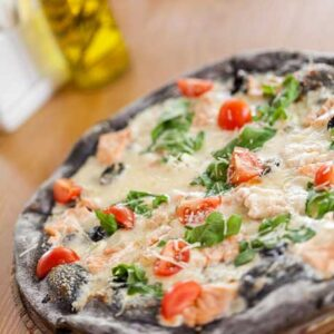 pizzas diferentes y saludables