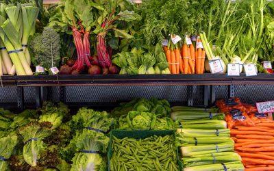 Ventajas de cocinar con frutas y verduras de temporada