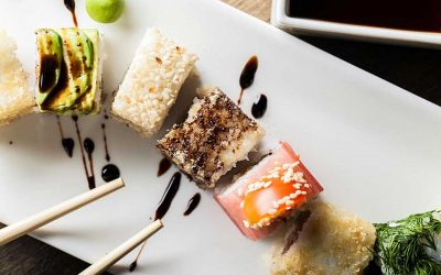 5 beneficios de comer sushi que seguro no conocías