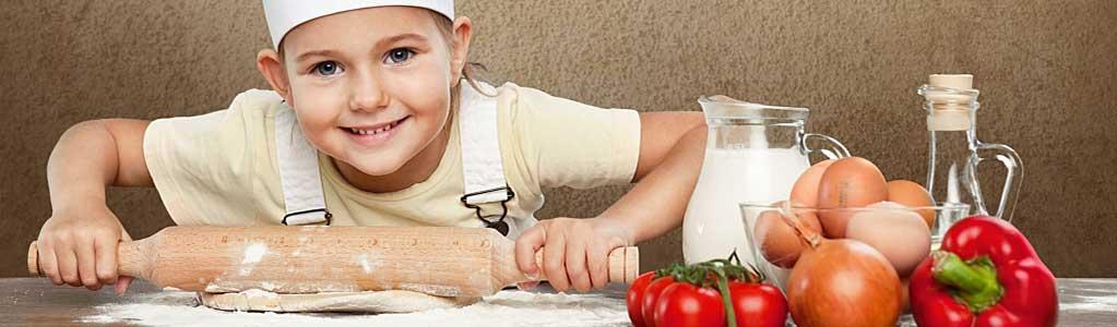 cursos de cocina infantil
