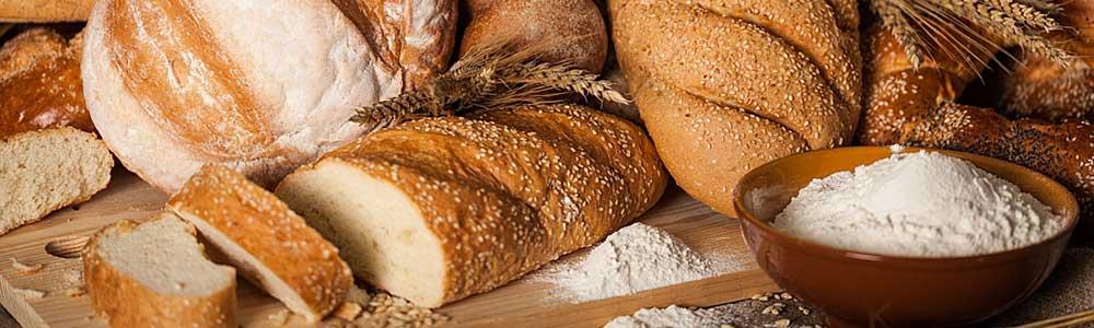 La masa madre es la base para hacer pan en casa